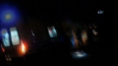 Sivas'ta sokağa atılan cansız manken polisi alarma geçirdi