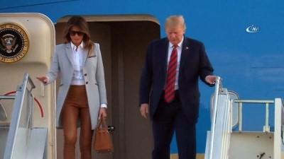 """- Trump:""""Putin'le Zirve İyi Geçecek"""""""