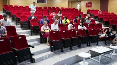 muhabir - 'Uluslararası Hukuk, Diplomasi ve İş Birliği Yaz Okulu' - KASTAMONU