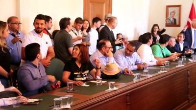 Yabancı gazeteciler 'Kültür Başkenti' Kastamonu'da