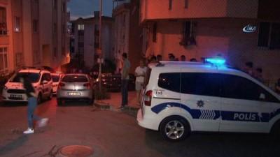 saglik ekibi -  Beyoğlu'nda otopark kavgası: 1 polis yaralı