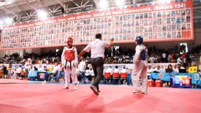 sili - Bin 700 sporcunun katıldığı şampiyona Çankırı'da başladı