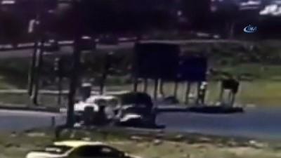 Bingöl'de trafik  kazası : 4 yaralı
