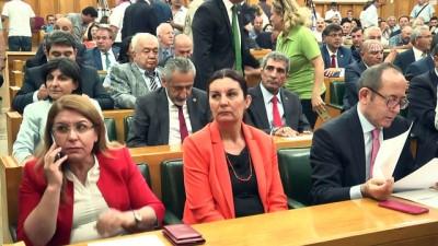 toplanti - CHP Grup Toplantısı - Detaylar - TBMM