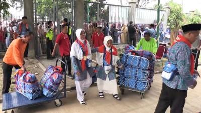Endonezya'da ilk hac kafilesi yola çıktı - CAKARTA