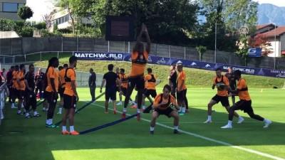 rektor - Galatasaray'da yeni sezon hazırlıkları - MONTRÖ