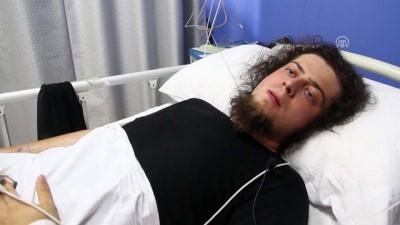 muhabir - İllüzyonist Aref'in Kahire'deki tedavisi sürüyor - KAHİRE