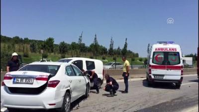 İtfaiye önündeki kazaya anında müdahale - İSTANBUL