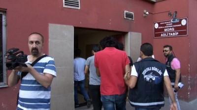 Kayseri merkezli 13 ilde FETÖ operasyonunda gözaltına alınan 11 kişi adliyeye sevk edildi