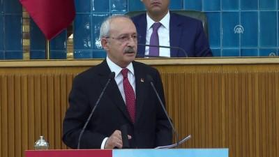 toplanti - Kılıçdaroğlu: '250 şehidin ve binlerce yaralının hakkını ben savunuyorum' - TBMM