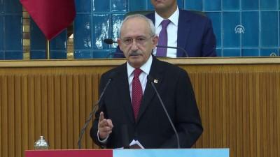 toplanti - Kılıçdaroğlu: 'Adil Öksüz'ün kim olduğunu benden daha iyi biliyorlar' - TBMM
