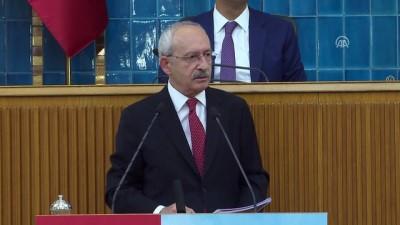 toplanti - Kılıçdaroğlu: 'FETÖ ile mücadele, iktidara muhalif olan herkesle mücadeleye dönüştü' - TBMM