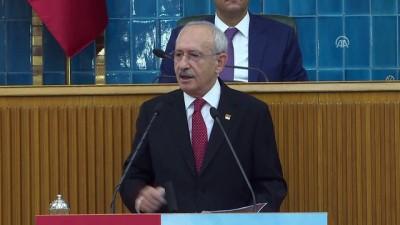 toplanti - Kılıçdaroğlu: 'Kuvayi Milliye damarını büyütmek zorundayız' - TBMM