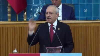 Kılıçdaroğlu: 'Ne referandum ne de bu seçimler asla ve asla meşru değildir' - TBMM