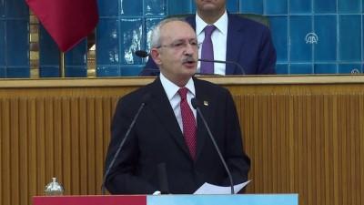toplanti - Kılıçdaroğlu: 'Yargıtay için yüz karasıdır' - TBMM