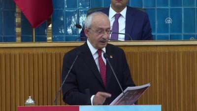 toplanti - Kılıçdaroğlu: 'Yüksek Seçim Kurulu görevini yapmadı' - TBMM