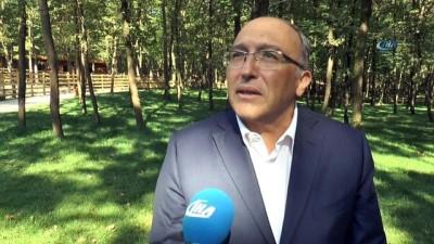 """Prof. Dr. Ahmet Haluk Dursun """"Millet Bahçesi"""" projesinin detaylarını açıkladı"""