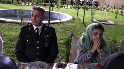 Şehit ailesinden emniyet teşkilatına hayır yemeği - AYDIN