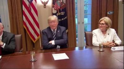 """toplanti -  - Trump: """"Rusya'nın Başkanlık Seçimlerine Müdahale Ettiğini Kabul Ediyorum"""""""