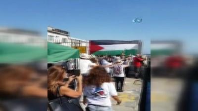 - 5'inci Özgürlük Filosu, Gazze İçin Yola Çıkacak