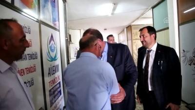 AK Parti Genel Başkan Yardımcısı Karacan'dan muhtarlara ziyaret - TEKİRDAĞ