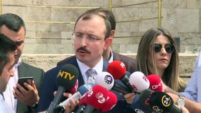 bild - AK Parti Grup Başkanvekili Muş: '(Bedelli askerlik) Çalışanlar ücretsiz izinli sayılacak' - TBMM