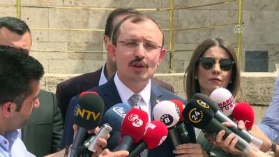 bild - AK Parti Grup Başkanvekili Muş: 'Usül ve esasları belirleme yetkisi Milli Savunma Bakanlığı'na verilecektir' - TBMM