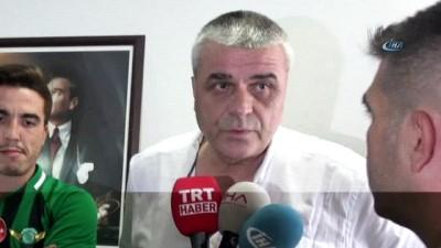 basin mensuplari - Akhisar Belediyespor, Josue Filipe ile 2 yıllık sözleşme imzaladı