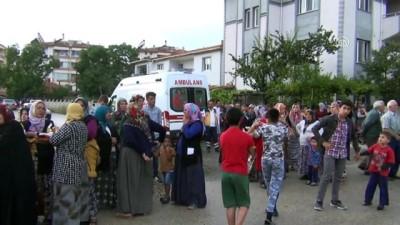 cep telefonu - Amasya'da ev yangını
