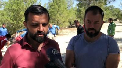 altin kemer - Antalyalı başpehlivanlar, futbolun Messi ve Ronaldo'su gibi - ANTALYA