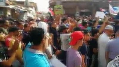 - Basra'da Olaysız Gösteri