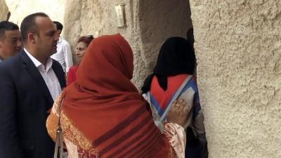 Büyükelçiler Kapadokya'yı gezdi - NEVŞEHİR