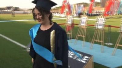 ESOGÜ mezunlarını geleceğe uğurladı