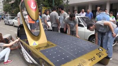 sili - Geleceğin otomobili 'B.O.W İSTKA - BURSA