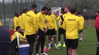 rektor - İstanbulspor'un yeni sezon hazırlıkları sürüyor - BOLU
