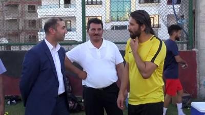rektor - Karaköprü Belediyespor sahaya indi