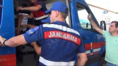 jandarma -  Kayıp engelli kıza tecavüz iddiasında 9 şüpheliden 4'ü tutuklandı