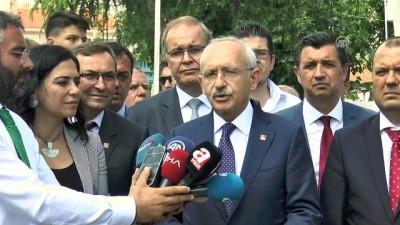 Kılıçdaroğlu: ''Bedeli ne olursa olsun mücadele etmeye kararlıyım'' - TEKİRDAĞ