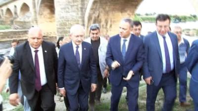 basin mensuplari -  Kılıçdaroğlu'ndan 'Ergene Nehri' açıklaması