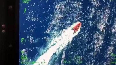 bild - KKTC'de mültecileri taşıyan tekne battı