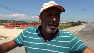 akaryakit istasyonu -  Oğlunun ölümüne neden olan sürücüyü arıyor
