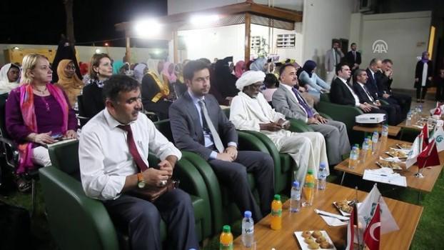 muhabir - Sudan'daki Türkoloji bölümü mezunları diplomalarını aldı - HARTUM