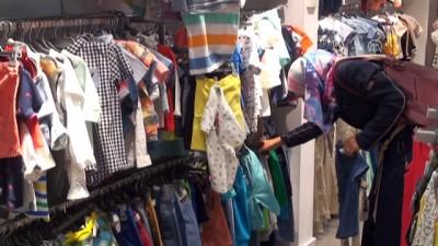 Suriyeli yetimlere kıyafet yardımı - KİLİS