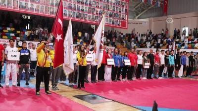 Tekvando: 15 Temmuz Demokrasi Şehitleri Kulüpler Türkiye Şampiyonası - ÇANKIRI