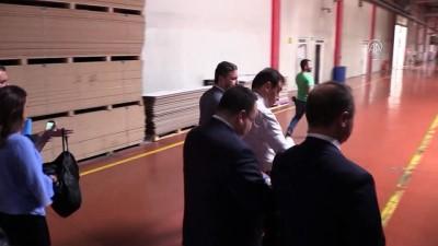 TMSF Başkanı Gülal: '(Kayyum atanan) Firmalar katma değer ve istihdam üretmeye devam edecekler' - GAZİANTEP