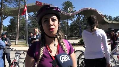 sili - 'Türk Kadınının Zaferi Bisiklet Turu' projesi - ELAZIĞ
