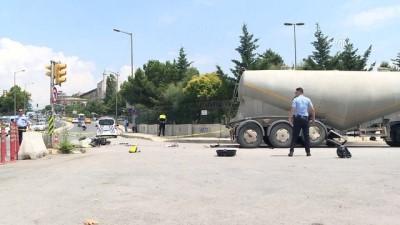 Üsküdar'da trafik kazası : 1 ölü - İSTANBUL Haberi
