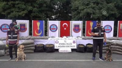 uttu - Uyuşturucu operasyonu - İSTANBUL