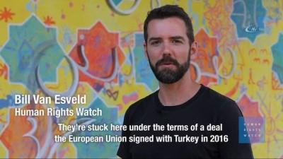 politika -  - Yunanistan, Adalardaki Mülteci Çocuklarına Eğitim Hakkı Tanımıyor