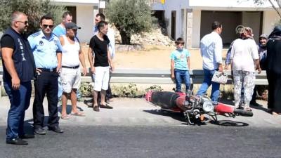 Balıkesir'de trafik kazası: 1 ölü, 1 yaralı - BALIKESİR
